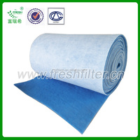 FRS-30 FRESH Blue &white synthetic fiber air intake pre filter for paiting booth (factory)