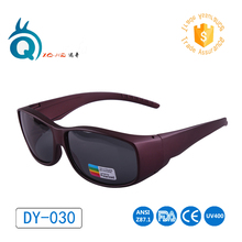 2016 traveling cover myopia glasses outdoor fit over goggles Cheap polarized sunglasses