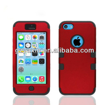 Good selling silicon robot style cell casees for iphone 5c