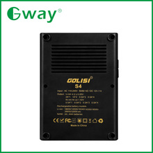 Golisi S4 smart battery charger, updated golisi l2 battery charger