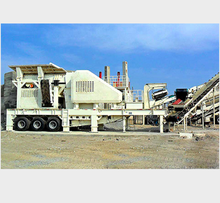 Coarse Crushing Portable Plant