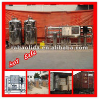 gold supplier 8TPH reverse osmosis water purification system