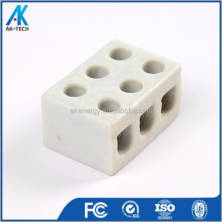hot sale china-made electrical porcelain connectors with good quality