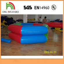 2017 New Design Water Play Kids Inflatable Mini Outdoor Swimming Pool