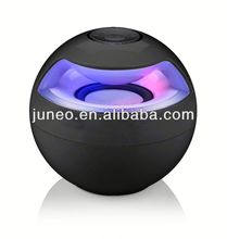 2014 new Best Outdoor Wireless Bluetooth Speaker with USB and Led Light bluetooth Speaker