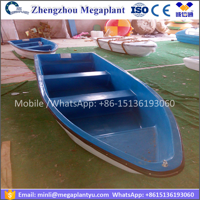 Strong Fiberglass 8 person fiberglass fishing boat