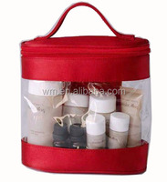 alibaba China PVC travel bag case,clear cosmetic PVC bag
