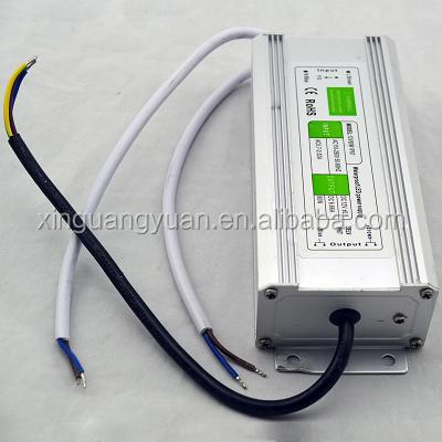 12V 80W waterproof led transformer