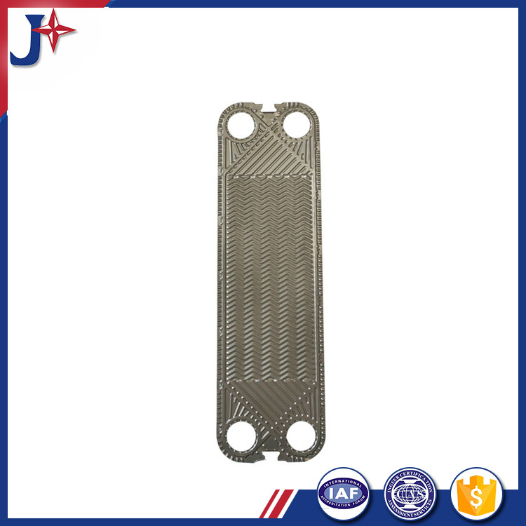 High theta APV R4 related 316L plate heat exchanger plate and EPDM/NBR gasket