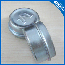 Hub cap in steel for Japanese car parts