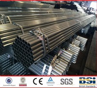 Pipe manufacturer!!! Tubo galvanizado supply api 5l gr b carbon steel welded pipe