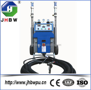 polyurethane spray machine
