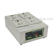 8kg Commercial Use 110v 220v Electric Digital Bain Marie 4 Boiler Chocolate Warmer Melter