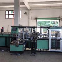 Full Automatic Paint Brush Making Machine