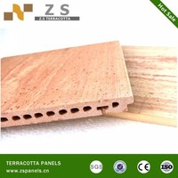 high Terracotta panel Terracotta tile paver board wall facade cladding coating facing