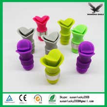 Best quality rubber silione wine bottle plug