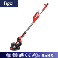 110v drywall sander of power tools with vacuum cleaner