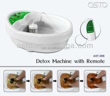 Newest Health & Medical Detox foot spa with remote ( CE & RoHS )