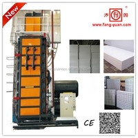 Fangyuan vertical eps panel machine foam block machine thermocol block machine