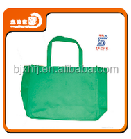newest canvas and cotton wholesale non woven tote bag China