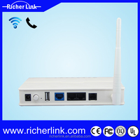 RL1001RS Ethernet uplink gateway Vega 100 Gateway fiber optic onu wireless wifi router