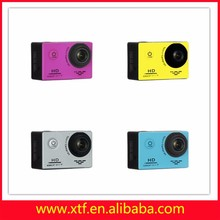 170 degree wide angel outdoor action camera accessories