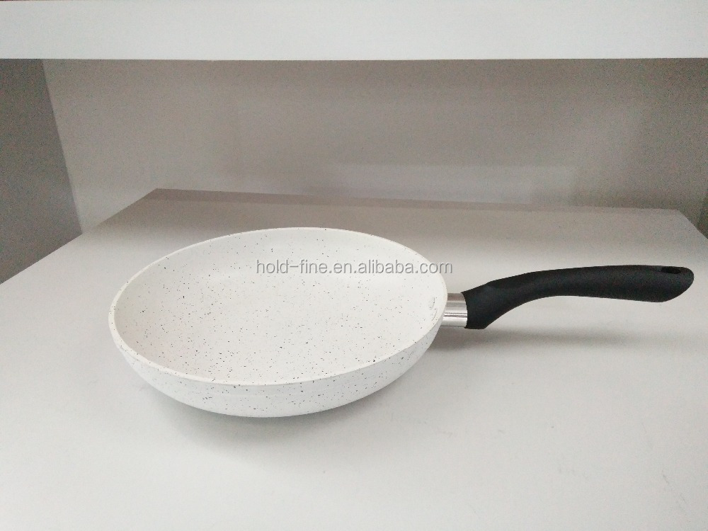 Factory Direct Sale Kitchen Cookware as seen on tv ceramic fry pan