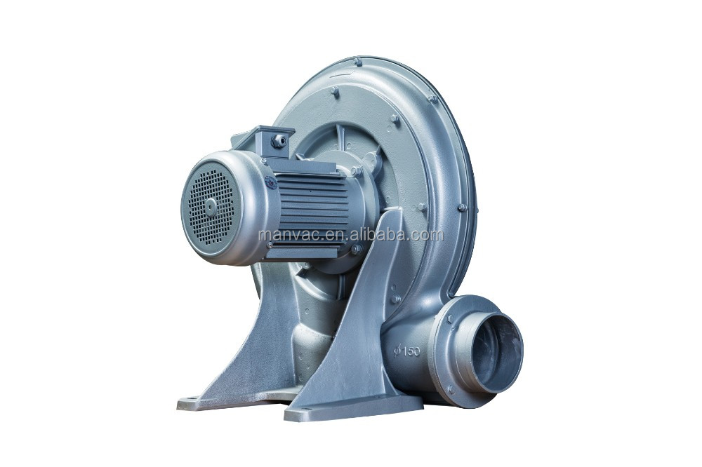 3.7KW 2850RPM Electric Power china High Pressure Turbo Blower Fan with cost price