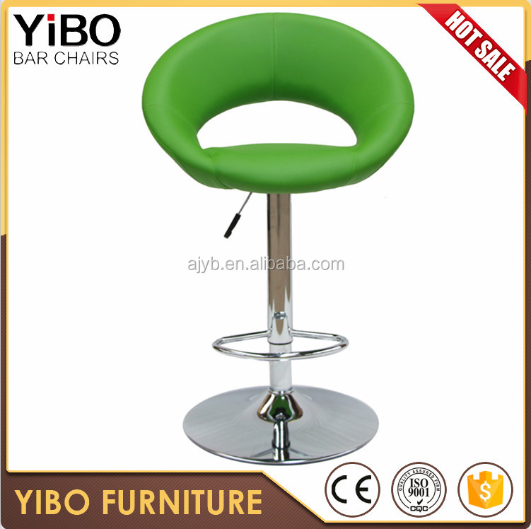 high quality metal bar furniture with back for sports bar chair