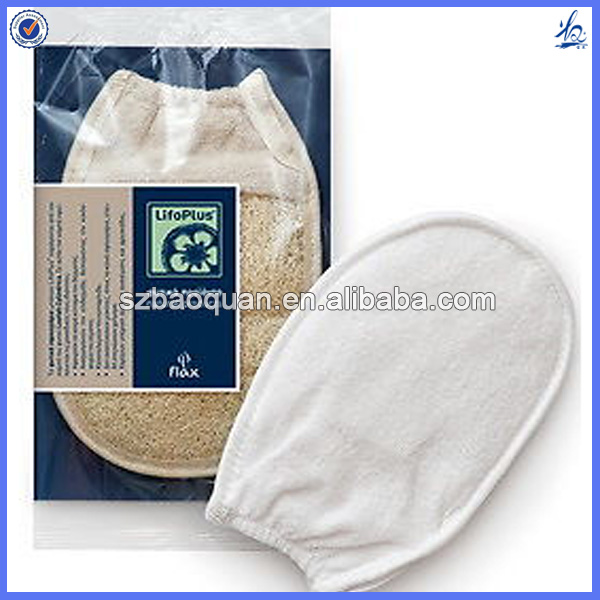 wholesale natural sponge loofah towel
