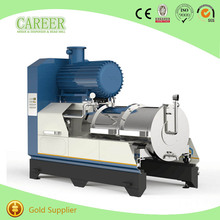 Pin type horizontal bead mill ceramic sand mill for ink production