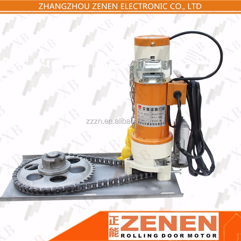 ZN DC Auto Garage Door Opener/ Electric Rolling Door Motor