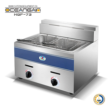 professional fish and chips fryer for hotels