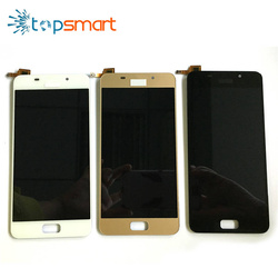 Mobile phone accessories parts screen replacement lcd display for Asus ZC521KL