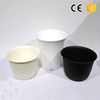 Wholesale high quality craft flowerpot decorative cheap resin flower pots garden planter for garden decoration injection molding