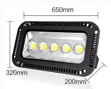 Energy Saving Solar LED Flood Light LED Spotlight for Garden & Landscape