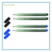 kearing brand,water proof tattoo marker with 1.0mm tip,marking scribe pen, TM10