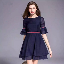 wholesale pullover short sleeve chiffon bodycon elegant a-line fashion skirt party evening graduationarabian nights prom dresses