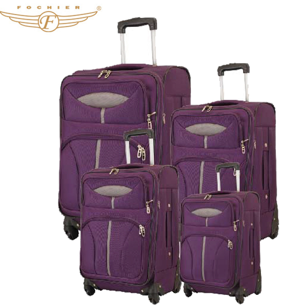 OEM ODM Factory Personalized 20 24 28 32 Inch 4 Piece Polo Luggage Set