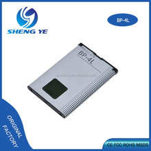 High quality Real Capacity OEM 1500mah Mobile phone battery for BP-4L Battery For Nokia 3310