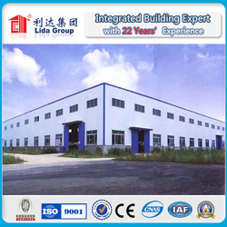 Steel frame warehouse/workshop/Chicken House/Steel Metal Building