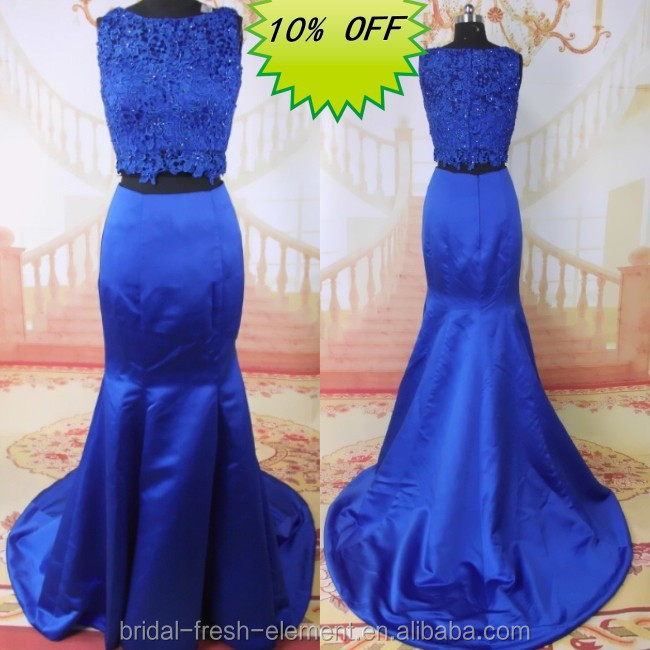 Hot Sale Long Beaded Lace Appliqued Elegant Mermaid Sexy Indian Cheap Prom <strong>Dresses</strong>