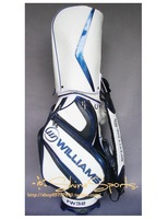 golf staff bag with custom logo high quality golf bag for tour player