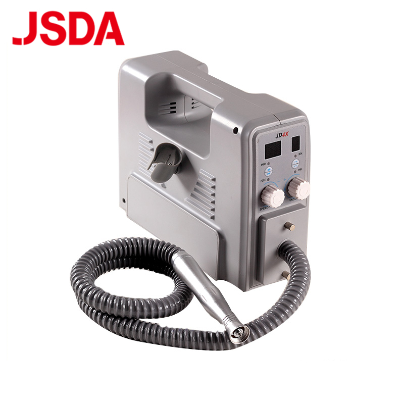 brushless product JD5G electric finger filling system with dust collector