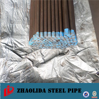 steel pipe price per meter ! jisg 3444 carbon steel pipe price list welded tube for food/chemical industry