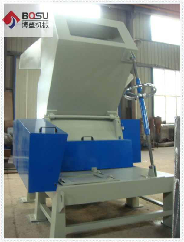 waste pe film plastic crusher