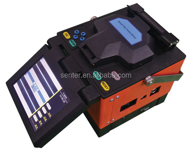 friendly interface fusion splicer/ fiber optic fusion machine /fusion splicer manufacturer