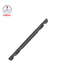 HSS twist drill bits double ended fully ground