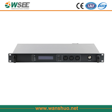 60km transmission network External Modulated Multi-Port Output 1550 Optic CATV Transmitter