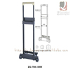 Luggage Case Accessories Trolley Drawbar For Easy Carry